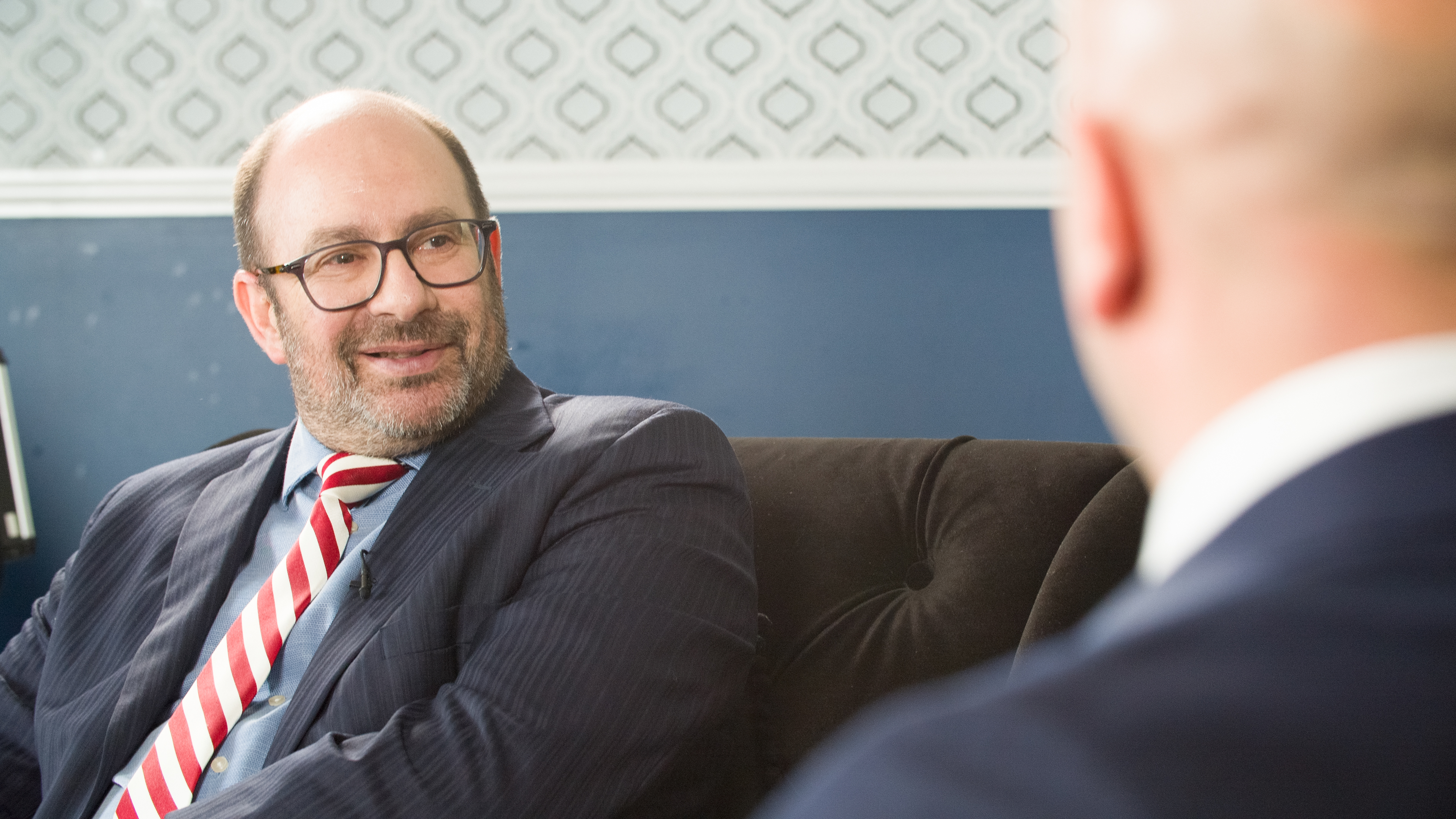 How one CIO rebuilt a fund's investment approach
